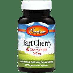 Carlson Labs Tart Cherry 60 vegcaps C12002