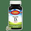 Carlson Labs Vitamin D3 5000 IU 120 softgels C41102