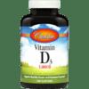 Carlson Labs Vitamin D3 5000 IU 360 softgels C41201
