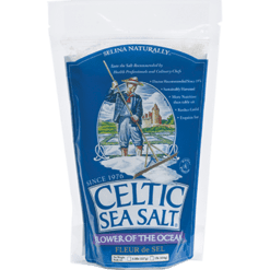 Celtic Sea Salt Flower of Ocean 1 2 lb SALT2