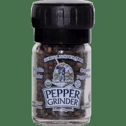 Celtic Sea Salt Pepper Grinder Refillable 1.1 oz C40622