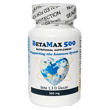 Chisolm Biological Labs Beta Max 500 mg 60 caps BETA3