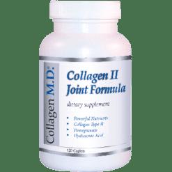 Collagen MD Inc Collagen II Joint Formula 120 caplets C96592
