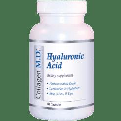 Collagen MD Inc Hyaluronic Acid 60 capsules C96646