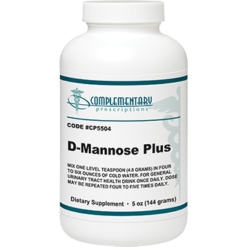 Complementary Prescriptions D Mannose Plus 5 oz CP5504