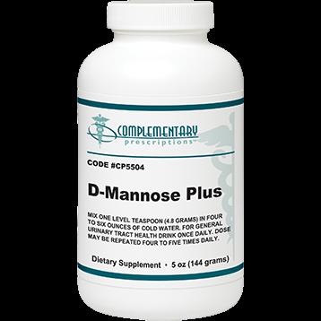 Complementary Prescriptions D Mannose Plus 5 oz CP5504