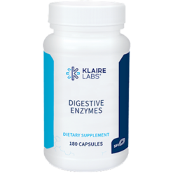 Complementary Prescriptions Digestive Enzymes 180 caps CP6241