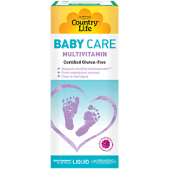 Country Life Baby Care Multivitamin 6 oz C81173
