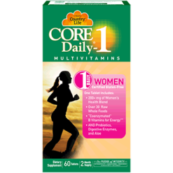 Country Life Core Daily 1 Womens 60 tabs C81920