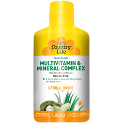 Country Life Liquid Multi Mineral Complex 32 oz C80015
