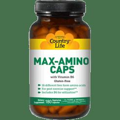 Country Life Max Amino 180 vegetarian capsules C14966