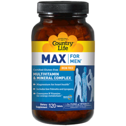 Country Life Max for Men 120 tablets C81364
