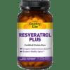 Country Life Resveratrol Plus 120 vegcaps C73185