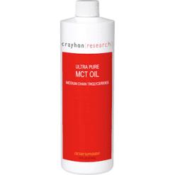 Crayhon Research Ultra Pure MCT Oil 16 oz MCTOI
