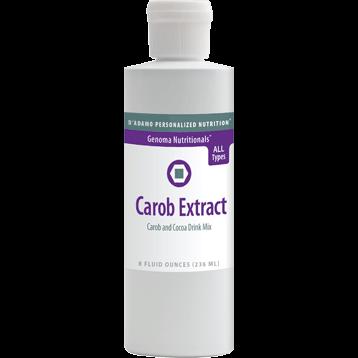 DAdamo Personalized Nutrition Carob Extract 8 fl oz NP063