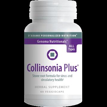 DAdamo Personalized Nutrition Collinsonia Plus 60 vegcaps COL35