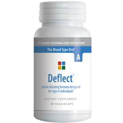 DAdamo Personalized Nutrition Deflect A 120 vegetarian capsules DEFLE