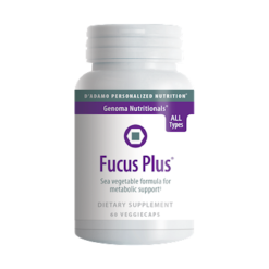 DAdamo Personalized Nutrition Fucus Plus 60 vcaps FUCUS