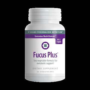 DAdamo Personalized Nutrition Fucus Plus 60 vcaps FUCUS