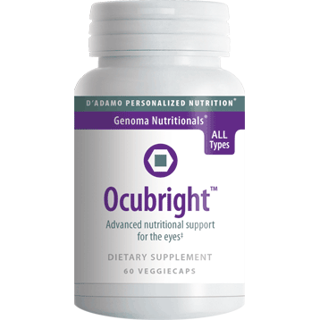DAdamo Personalized Nutrition Ocubright 60 vcaps NP062