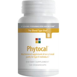 DAdamo Personalized Nutrition Phytocal B 120 vegcaps PHYB