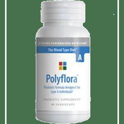 DAdamo Personalized Nutrition Polyflora A 120 vegcaps POLYF