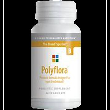 DAdamo Personalized Nutrition Polyflora B 120 vegcaps POLY8