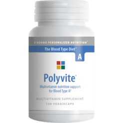 DAdamo Personalized Nutrition Polyvite A 120 vegcaps POLY4