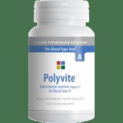 DAdamo Personalized Nutrition Polyvite A 120 vegcaps POLY4