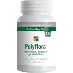 DAdamo Personalized Nutrition Polyvite AB 120 vegcaps POLY7