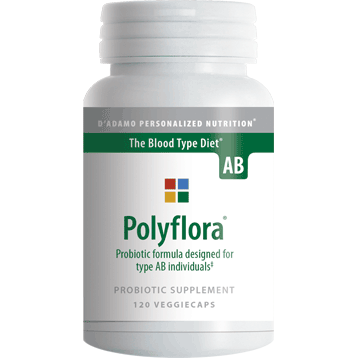 DAdamo Personalized Nutrition Polyvite AB 120 vegcaps POLY7