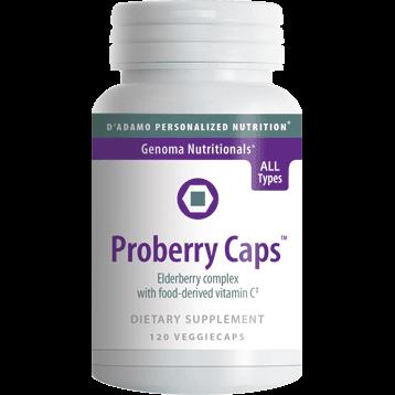 DAdamo Personalized Nutrition Proberry Caps 120 vegcaps NP065