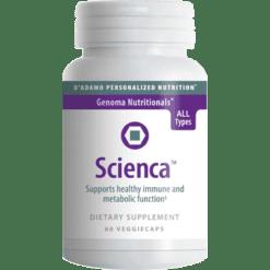 DAdamo Personalized Nutrition Scienca 60 vegcaps NP059