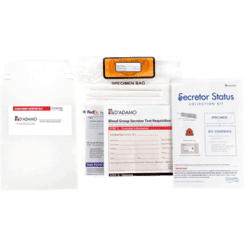 DAdamo Personalized Nutrition Secretor Test 1 kit N10337