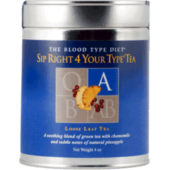 DAdamo Personalized Nutrition Sip Right 4 Your Type Tea A 4 oz TEA14