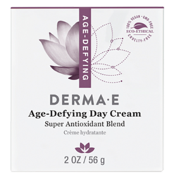 DERMA E Natural Bodycare Age Defying Day Crème 2 fl oz D21257