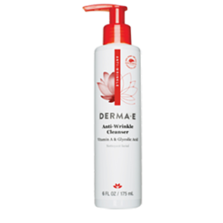 DERMA E Natural Bodycare Anti Wrinkle Cleanser 6 fl oz D04816