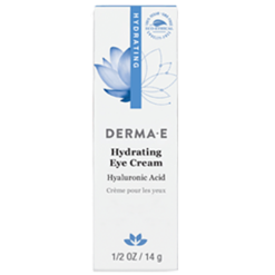 DERMA E Natural Bodycare Hydrating Eye Crème 0.5 oz D19759