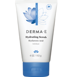 DERMA E Natural Bodycare Hydrating Scrub 4 oz D04595