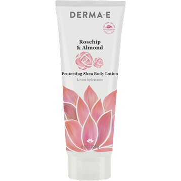 DERMA E Natural Bodycare Protecting Shea Body Lotion D70767