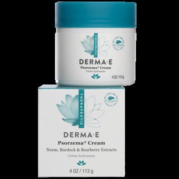DERMA E Natural Bodycare Psorzema Crème 4 oz D87000