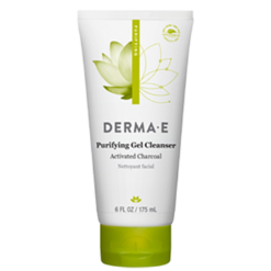 DERMA E Natural Bodycare Purifying Gel Cleanser 6 fl oz D12002