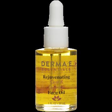 DERMA E Natural Bodycare Rejuvenating Sage amp Lav Face Oil 1 oz D14303