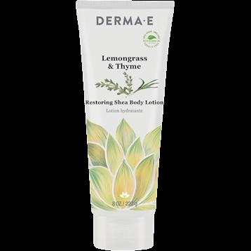 DERMA E Natural Bodycare Restoring Shea Body Lotion D70774