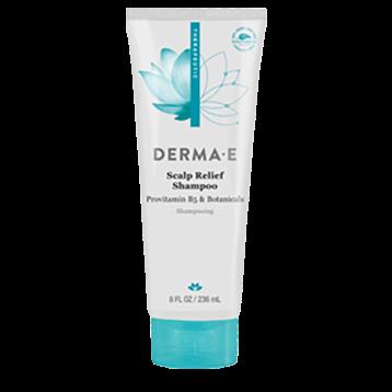 DERMA E Natural Bodycare Scalp Relief Shampoo 8 oz D87307