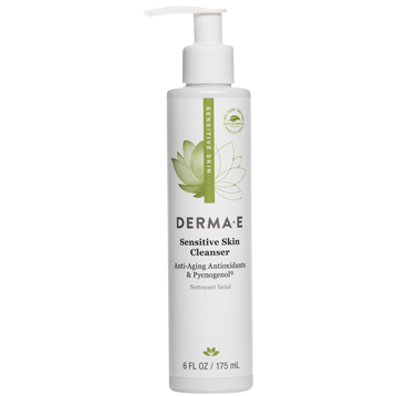DERMA E Natural Bodycare Soothing Cleanser 6 oz D06964