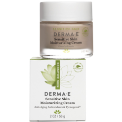 DERMA E Natural Bodycare Soothing Moisturizing Crème 2 oz D04953