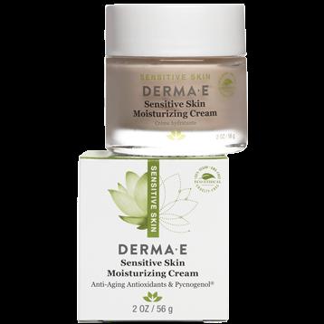 DERMA E Natural Bodycare Soothing Moisturizing Crème 2 oz D04953