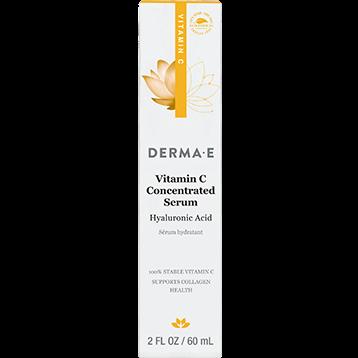 DERMA E Natural Bodycare Vitamin C Concentrated Serum 2 fl oz D03659