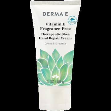 DERMA E Natural Bodycare Vitamin E Therapeutic Shea Hand Cream D70743
